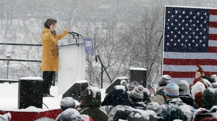 USA : la sénatrice Amy Klobuchar vise la Maison Blanche pour 2020