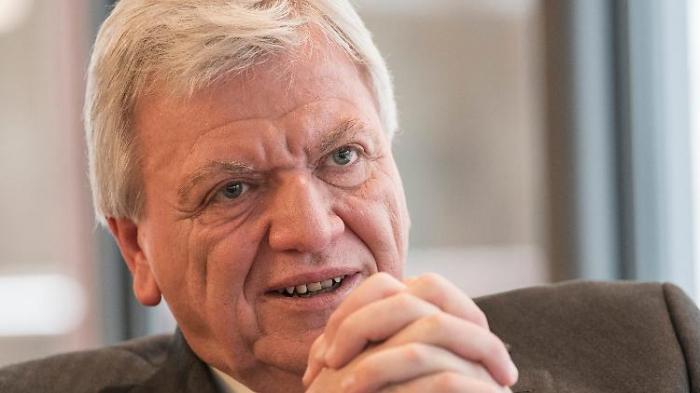 Bouffier attackiert die SPD