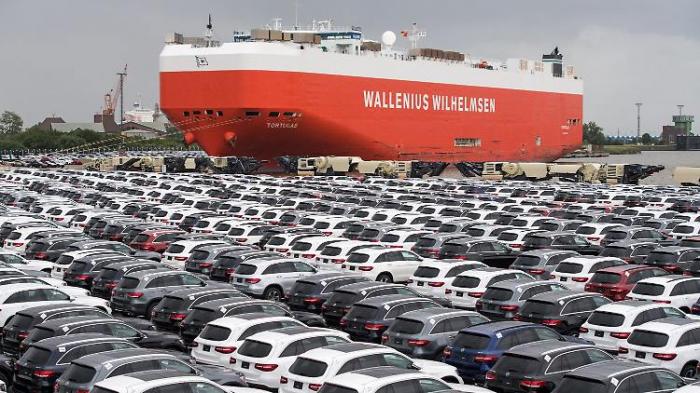 Autoindustrie argumentiert gegen US-Strafzölle