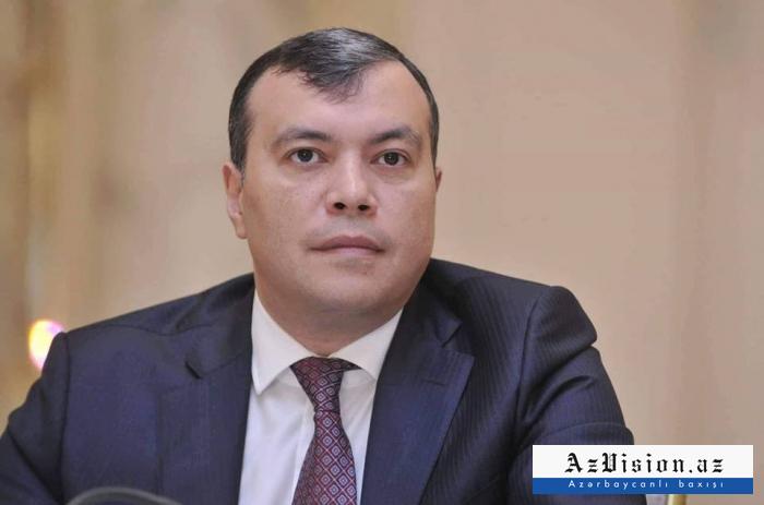 """""""Biz işçiləri və onların gələcəyini qoruyuruq"""" - Sahil Babayev"""