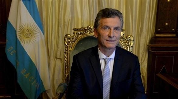رئيس الأرجنتين يُنهي زيارته الآسيوية في أبوظبي