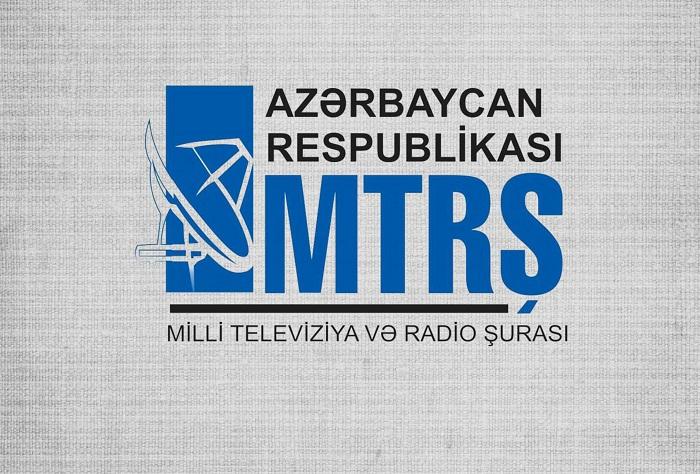 MTRŞ 5 telekanala pul ayırdı - SİYAHI