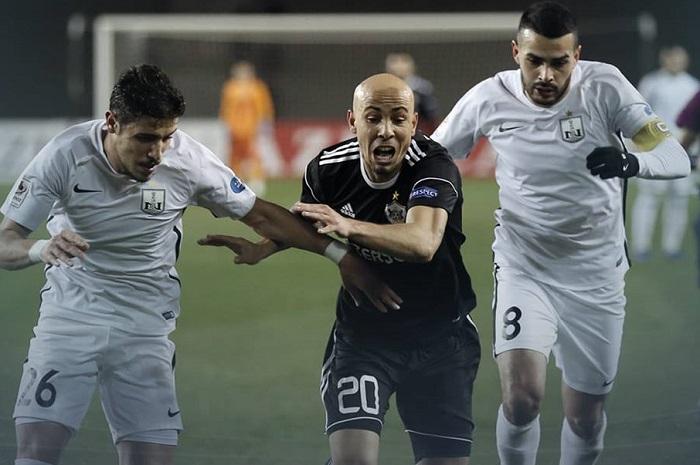 """""""Qarabağ"""" - """"Neftçi"""" oyununda yeni rekord"""