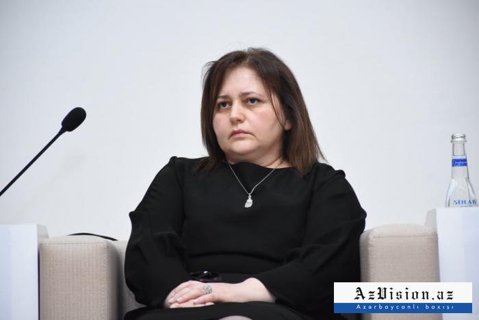 """""""Həmcinslərin nikahını bizə ailə modeli kimi göstərirlər"""" - Aynur Sofiyeva"""