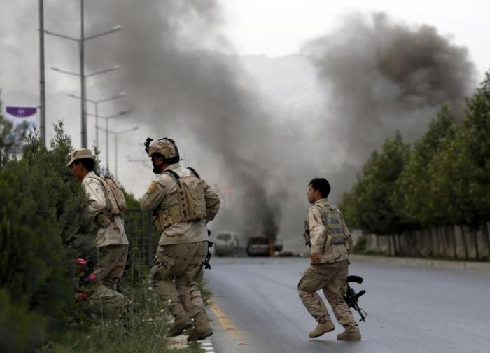 """""""Taliban""""ın növbəti hücumu - 28 ölü"""