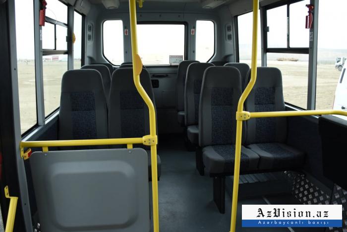 Azərbaycanda avtobus istehsal olunacaq