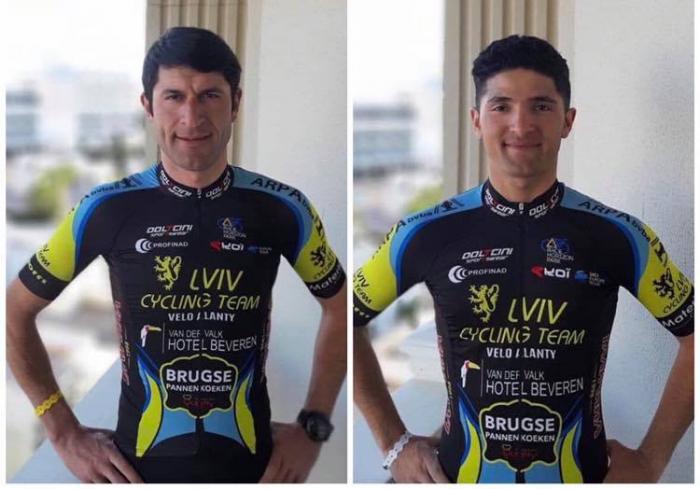 2 velosipedçimiz Ukrayna klubunda