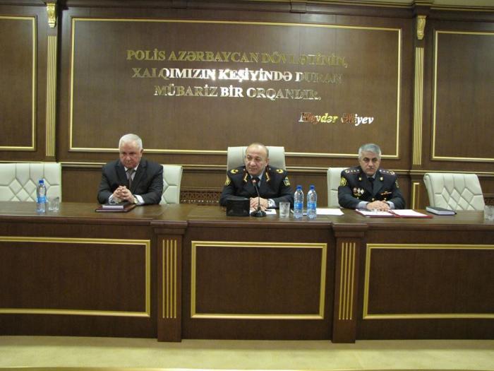 Veteran polislər 1220 cinayətin açılmasında iştirak edib