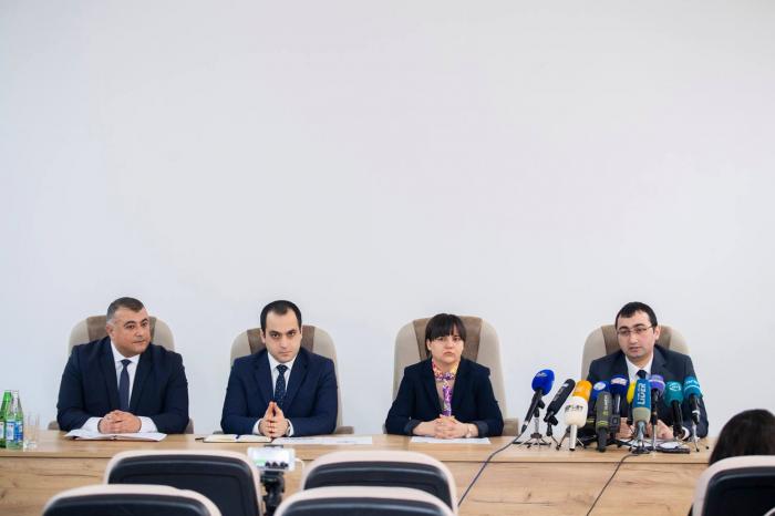 Elektron Kənd Təsərrüfatı İnformasiya Sistemi təqdim olundu - FOTOLAR