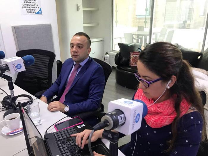 Kolumbiyada Azərbaycana dair veriliş hazırlanıb