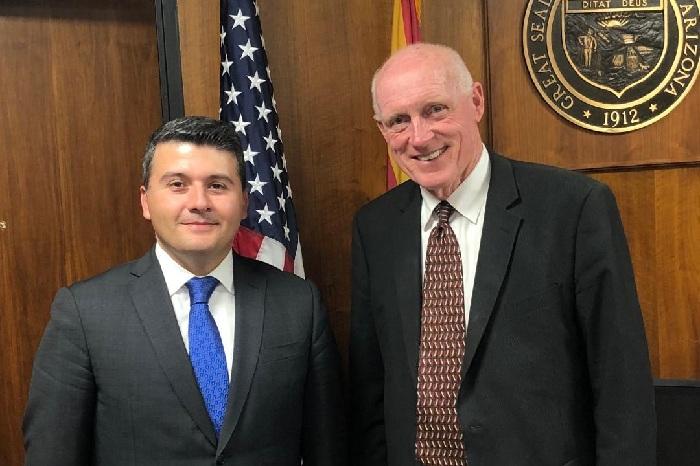 Une présentation consacrée à l'Azerbaïdjan a été faite au Sénat de l'Arizona - VIDEO