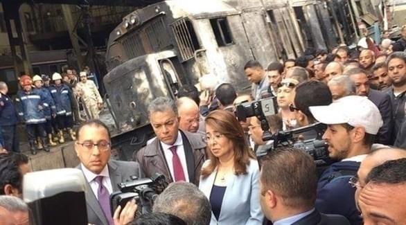 20 قتيلاً و40 مصاباً في حريق محطة مصر بالقاهرة