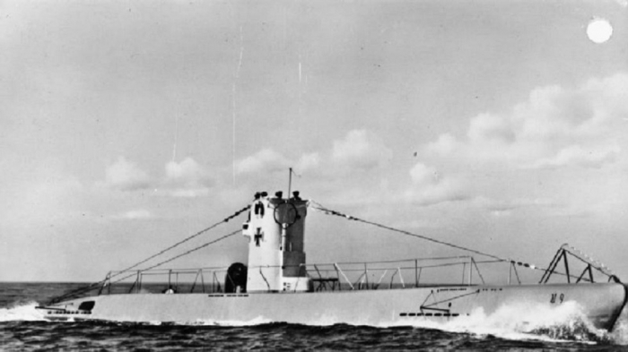 U-boat from 'Hitler's lost fleet' found 70 years after it sunk in the Black Sea