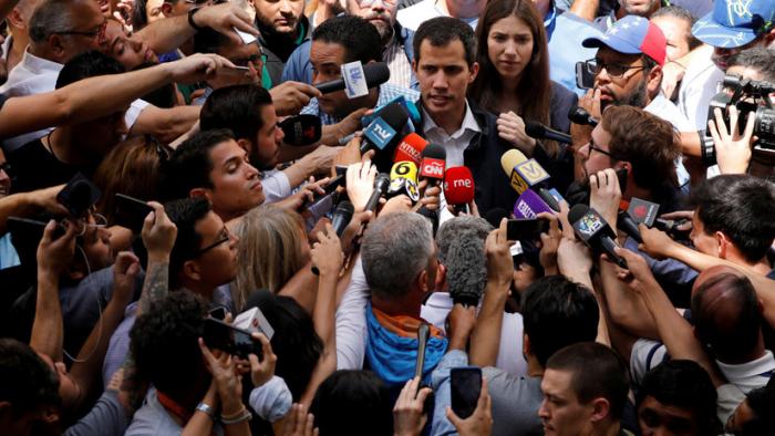 La crisis de Venezuela y la estampida del periodismo
