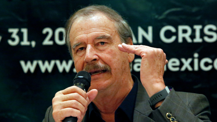 "Vicente Fox: Trump ""no parece ser un humano"""