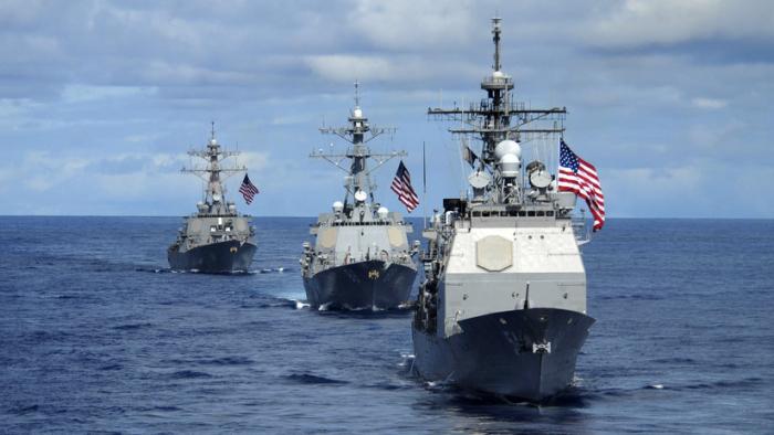 China acusa a EEUU de violar su soberanía y socavar la paz