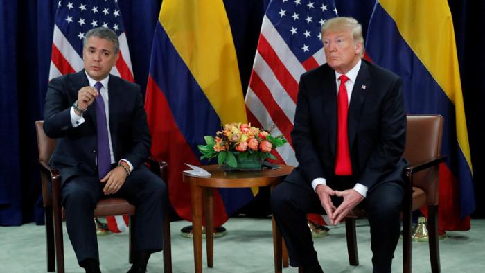 Iván Duque viaja a Washington con Venezuela como eje principal