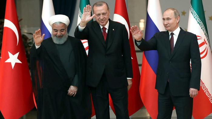Rusia, Irán y Turquía en busca de una paz duradera en Siria