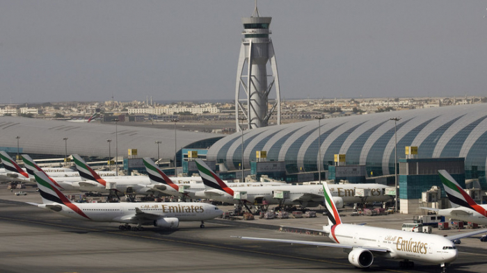 Drones temporarily ground takeoffs at Dubai Airport, leaving thousands stranded