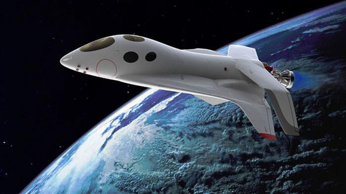 Rusia desarrolla un yate espacial para turistas
