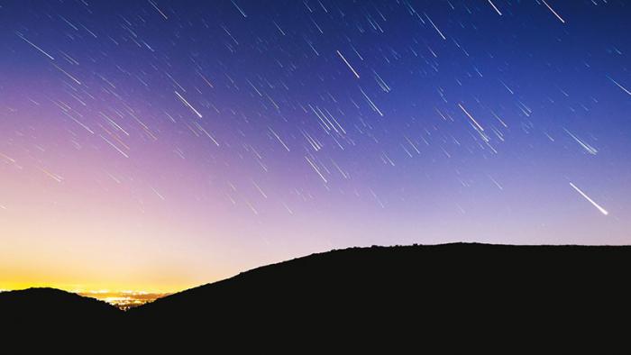 Científicos explican de dónde provienen los meteoritos más comunes