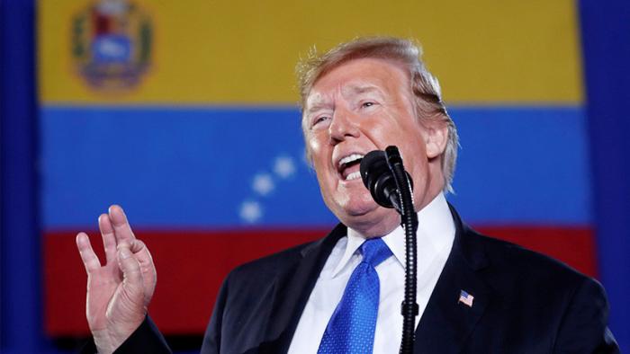 Las tres omisiones sobre Venezuela del discurso de Trump