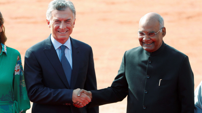 ¿Cuáles son los acuerdos que Macri alcanzó con la India en su viaje por Asia?