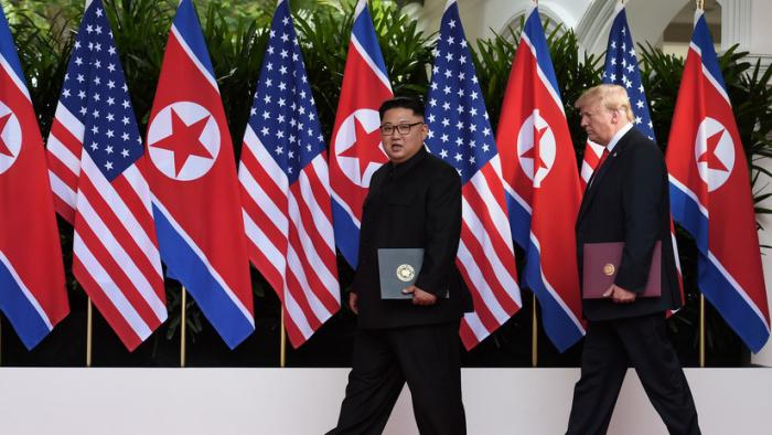 EEUU se compromete a mantener las sanciones contra Corea del Norte