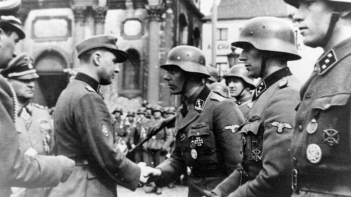 Belgian Nazi collaborators still receive pensions for 'loyalty' to Hitler – media