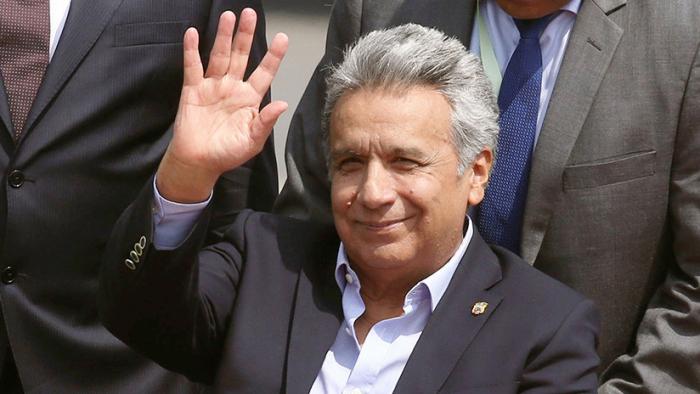 Lenín Moreno anuncia un acuerdo con el FMIpor valor de 4.200 millones de dólares