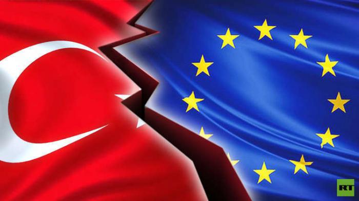 تركيا تنتقد لجنة الشؤون الخارجية بالبرلمان الأوروبي