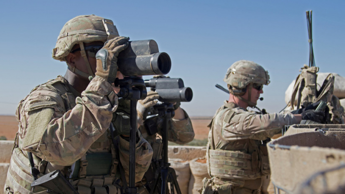 EEUU anuncia que dejará 200 soldados en Siria tras su retirada