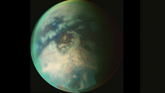 'Crazy, methane-based' alien life could exist on Titan's surface-  VIDEO