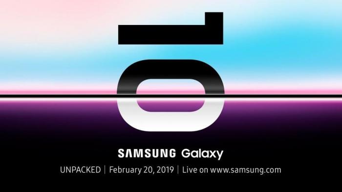 سامسونغ تطرح هاتف (Galaxy S10) في هذا التاريخ