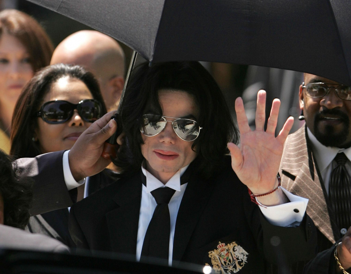 Michael Jackson wax statue removed by Danish shopping centre after complaints