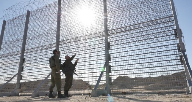 Israel begins construction of new 6-meter tall Gaza border barrier