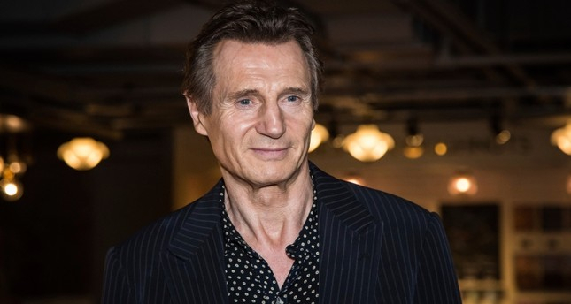Red carpet event for Liam Neeson movie cancelled   amid racism allegations