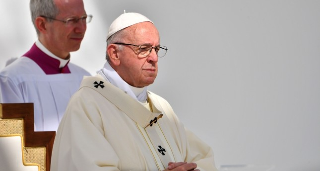 Pope admits Catholic priests sexually abused nuns