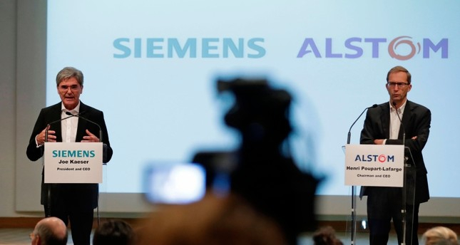 EU blocks Siemens-Alstom rail merger