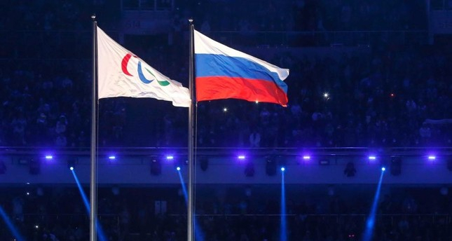 Paralympic Committee lifts Russia ban after 2 years suspension