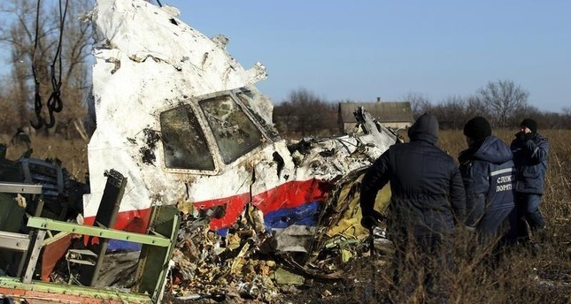 Russia says ready for talks with Netherlands on downed MH17 flight