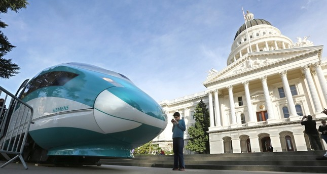 Trump wants California to pay back billions spent for high-speed train