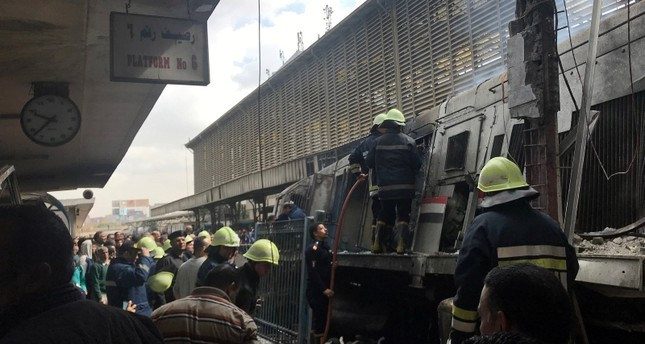 At least 25 killed, 47 injured in Cairo rail station fire - UPDATED