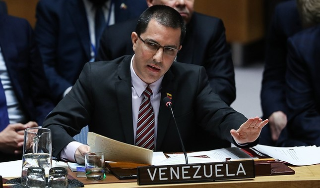 US rejects Venezuela
