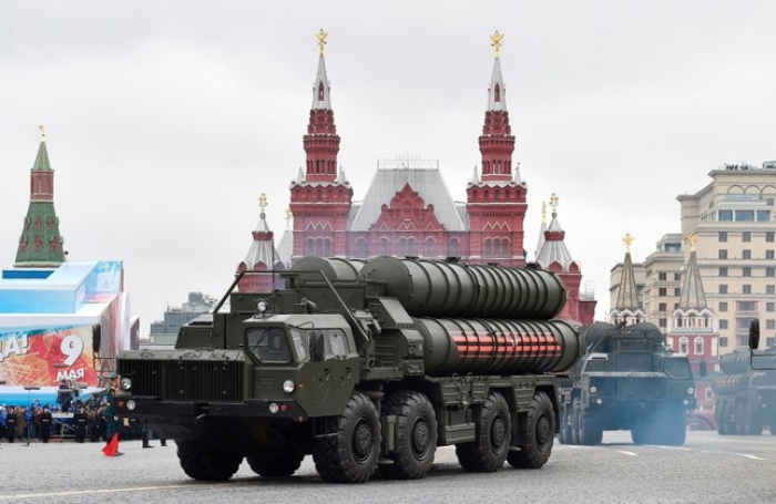 Russia in talks over S-400 air-defense systems with Qatar, Saudi Arabia