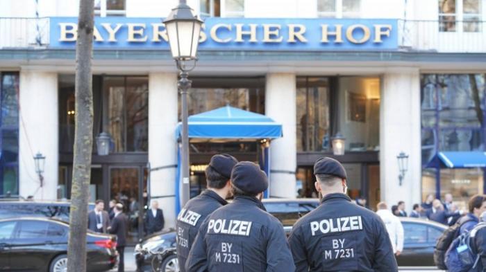 Merkel spricht bei Sicherheitskonferenz