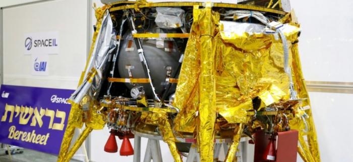 Le premier engin spatial israélien décolle pour la Lune en fin de semaine