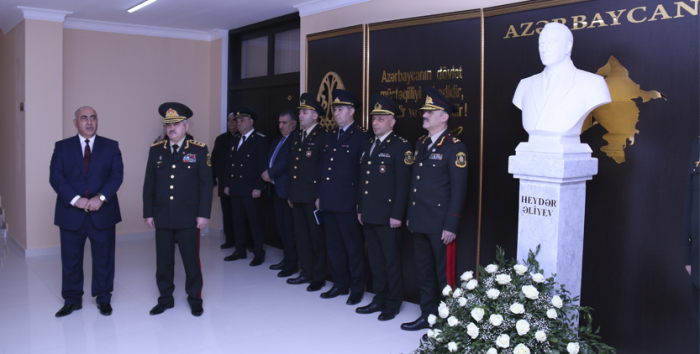 """""""Prezidentin tapşırıqları yüksək səviyyədə yerinə yetiriləcək"""" - General"""