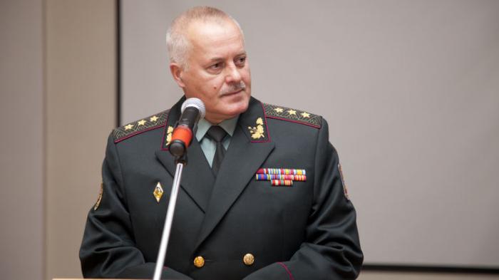 General Vladimir Zaman dövlətə xəyanətə görə həbs edildi