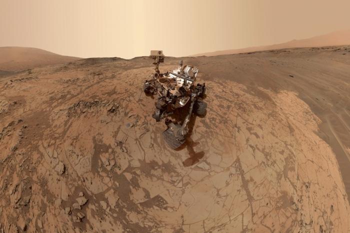 Une découverte scientifique fait avancer la recherche de la vie sur Mars
